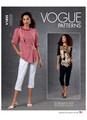 Vogue Patterns V1805   Misses' Tops & Pants
