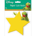 Muppets® Star Paper Cut Outs