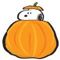 Peanuts® Fall Pumpkins Paper Cut Outs