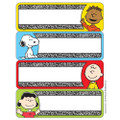 Peanuts® Composition Label Stickers