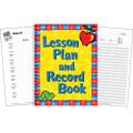 Record & Lesson Plan Book