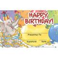Suzy's Zoo® Happy Birthday Recognition Awards