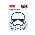 Star Wars™ Super Troopers Paper Cut Outs