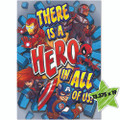 """Marvel™ Super Hero Adventure - There's A Super Hero In All Of Us Poster 13"""" x 19"""""""