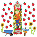 Fall / Harvest All-In-One Door Decor Kit