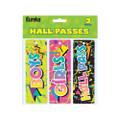 Rock the Classroom Hall Passes