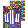 Marvel™ Super Hero Adventure Mini Reward Charts