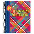 Plaid Attitude Lesson Plan Book
