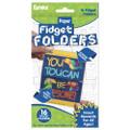 You Can Toucan Fidget Folder