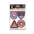 Peanuts® NASA Sticker Badges