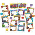 Marvel™ Super Hero Adventure Class Jobs Mini Bulletin Board Set