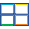 Color My World Solid Frames Name Tags