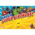 Marvel™ Super Hero Adventure Birthday Recognition Award