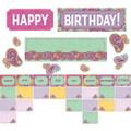 Positively Paisley Birthday Mini Bulletin Board Set