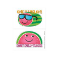 Jumbo Scented Stickers - Watermelon