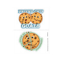Jumbo Scented Stickers - Chocolate Chip Cookie