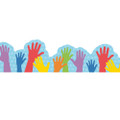 A Teachable Town Hands Deco Trim® Extra Wide