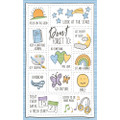 """A Close-Knit Class Don't Forget To Poster 13"""" x 19"""""""