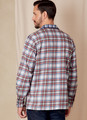 Vogue Patterns V1827 | Unisex Shirts