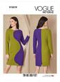 Vogue Patterns V1819   Misses' Dress