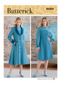 Butterick B6868 | Misses' and Women's Coat and Dress