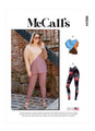 McCall's M8244   Misses' and Women's Tops and Leggings
