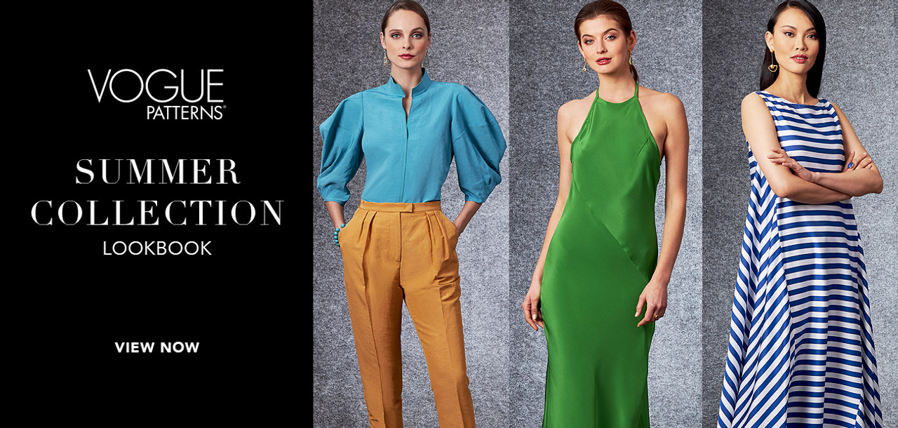 Vogue Patterns Sewing Patterns Lookbook