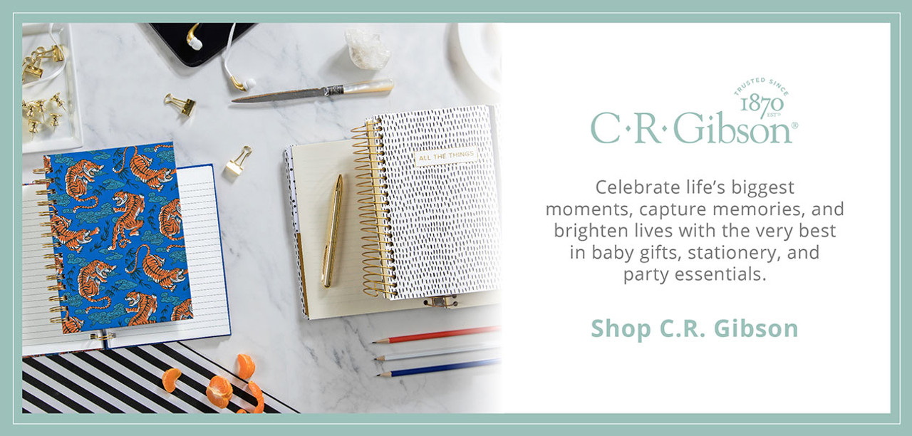 Shop C.R. Gibson | SomethingDelightful.com