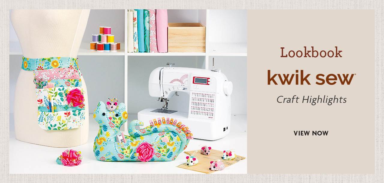 Kwik Sew Sewing Patterns Lookbook