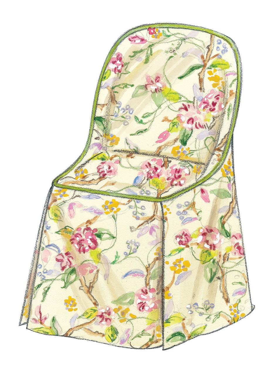 M4404 McCall/'s 4404 Sewing Pattern Home Decorating Chair Covers 6 Styles