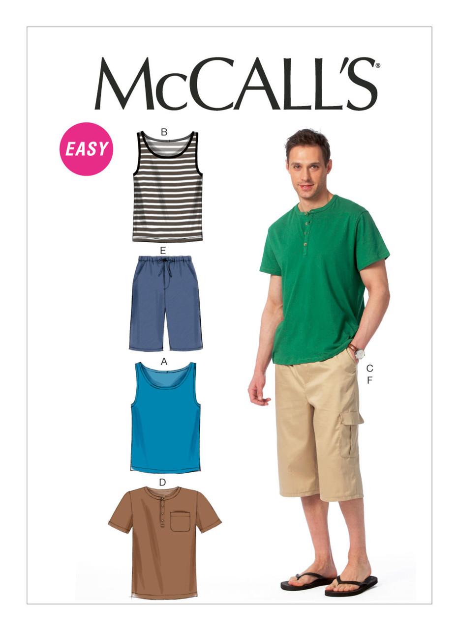 M6973 McCalls Pattern