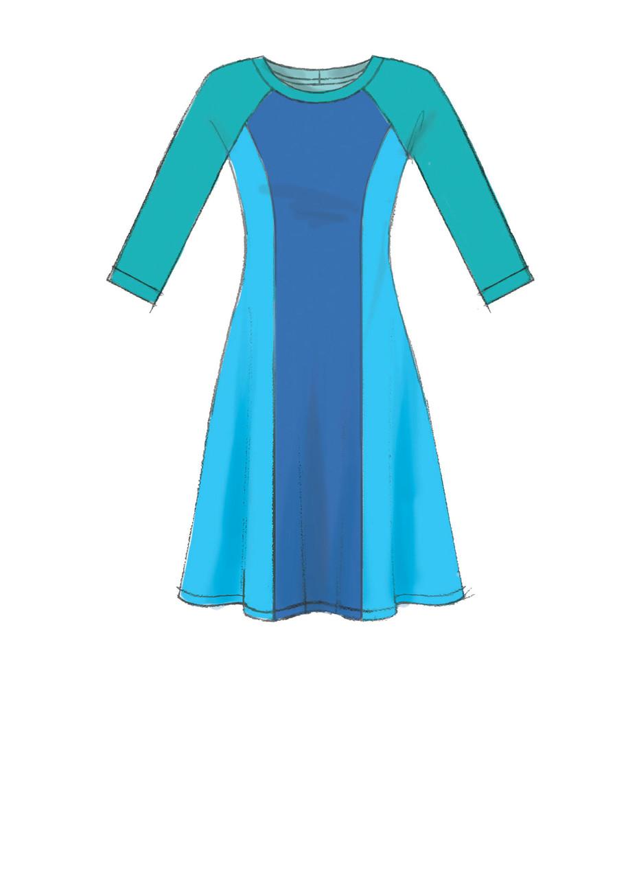 HH 6-8-10-12 SIMPLICITY Patterns 1139 Misses Civil War Undergarments