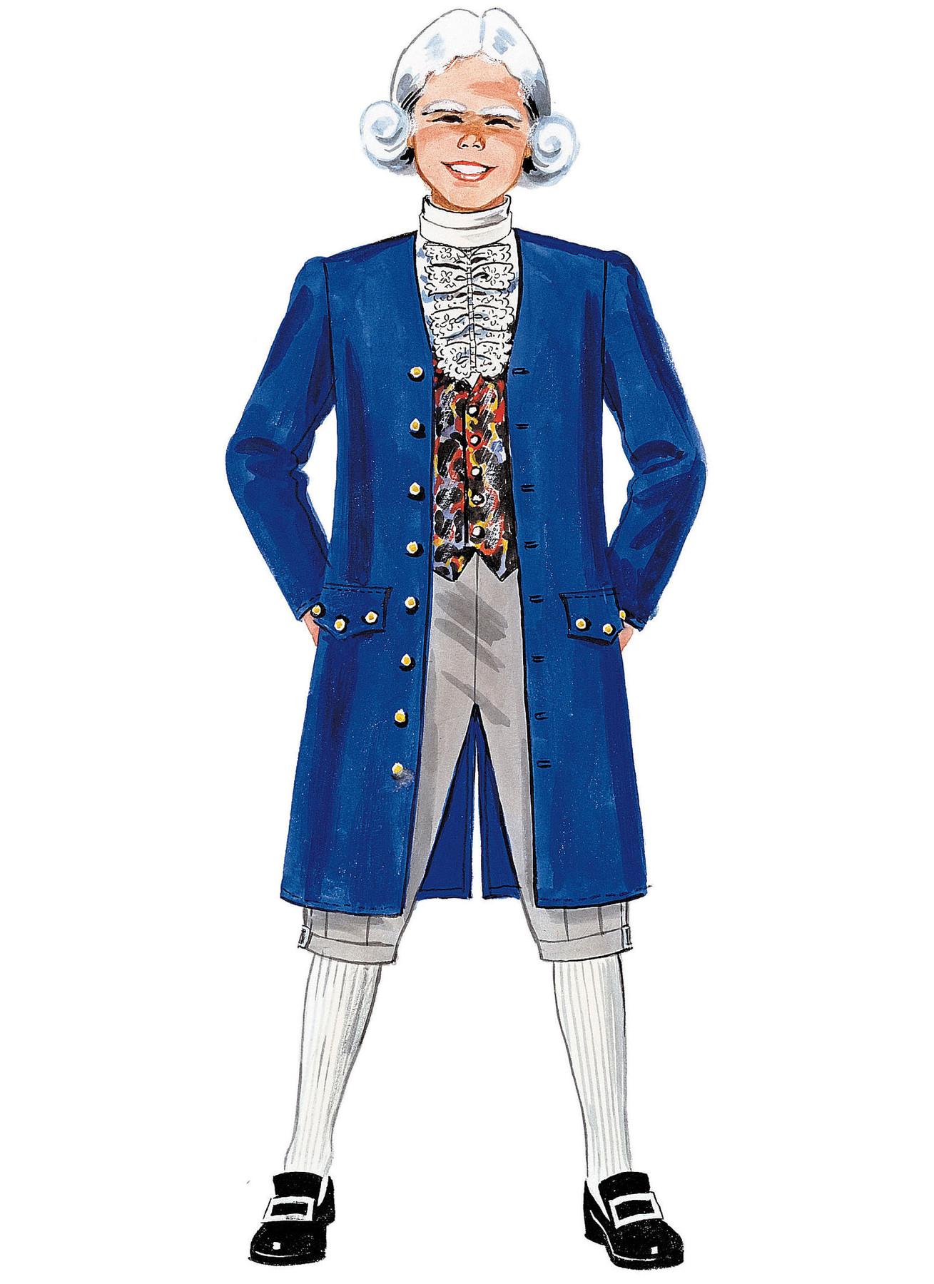 McCall Pattern B6385-A50 6-8-10-12-14 Misses Coat