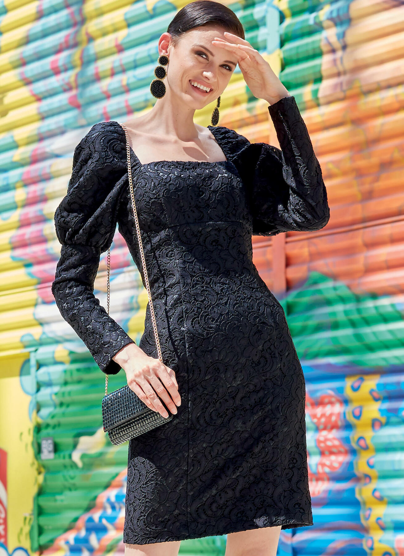 McCalls 8034 Misses Dresses Sewing Pattern Sz 6-14