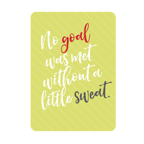 FITspirations by fitlosophy®: mini note cards