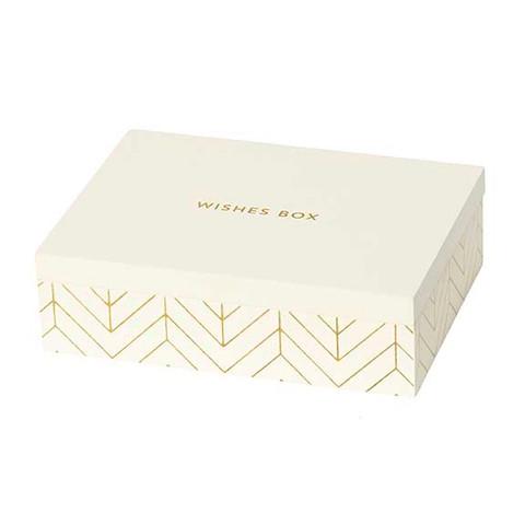Small Trinket Box - Wishes