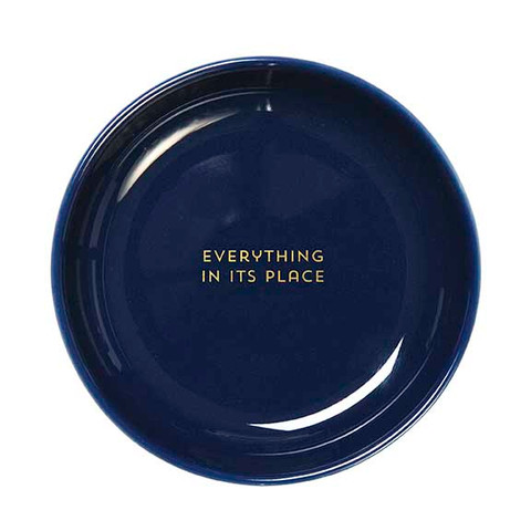 Trinket Dish - Everything In It's Place