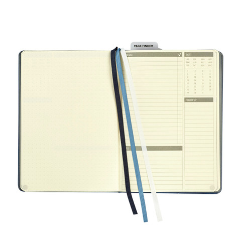 Freestyle Planning Journal - Blue