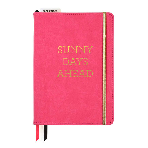 Freestyle Planning Journal - Pink