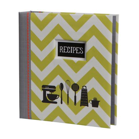Pocket Page Recipe Book - Kitchen Gear