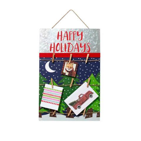 Card Holder - Midnight Snow