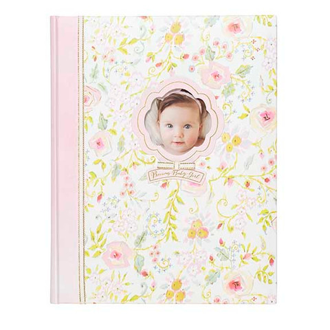 Baby Memory Book - Sweet As Can Be