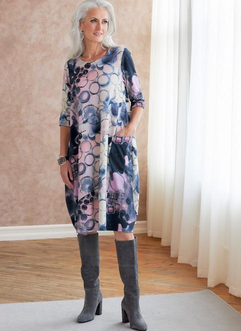 Butterick B6784 | Misses' Dress