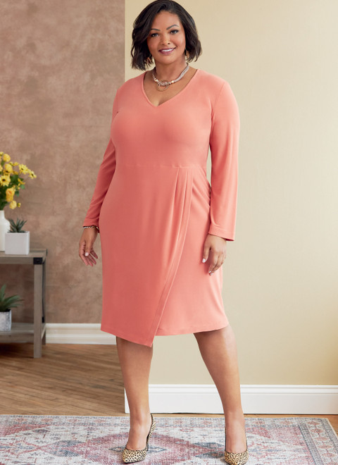 Butterick B6781 | Women's Dress