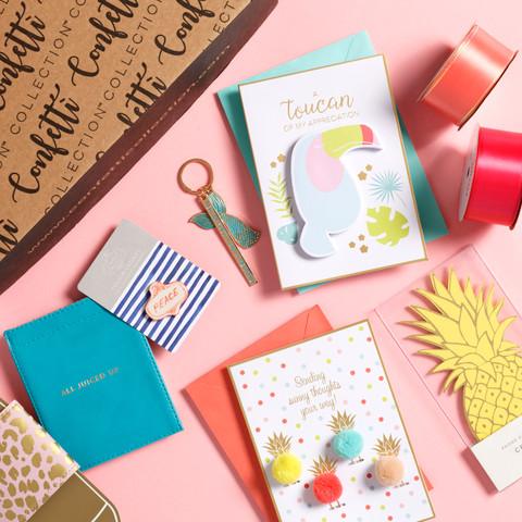 Confetti Collection: Brighten Your Day Box