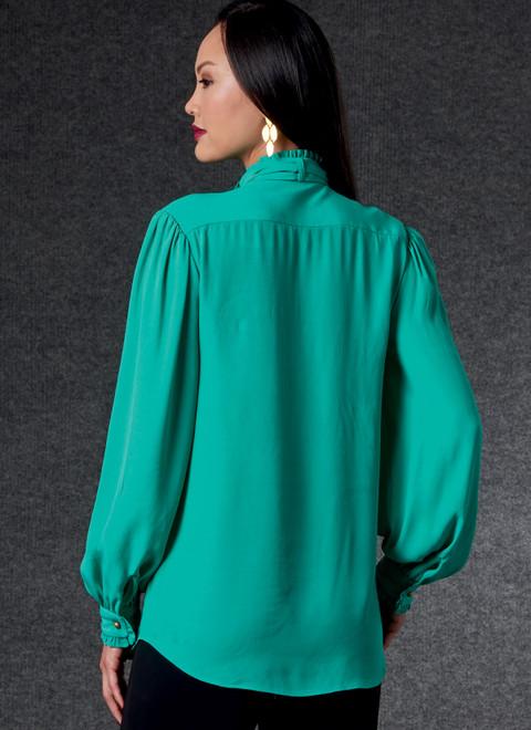 Vogue Patterns V1769 | Misses' Blouse