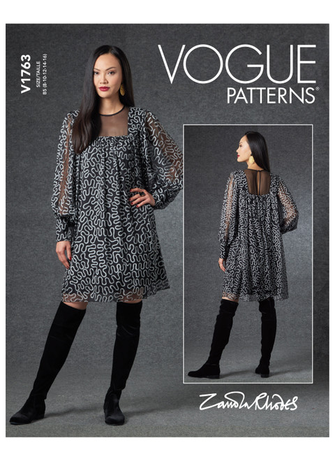 Vogue Patterns V1763 | Misses' Special Occasion Dress