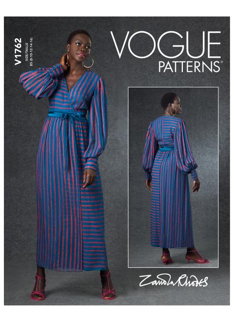 Vogue Patterns V1762 | Misses' Special Occasion Dress