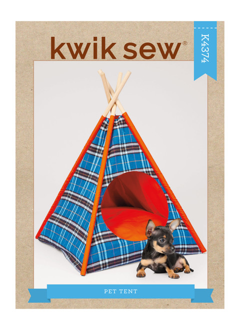 Kwik Sew K4374   Pet Tent
