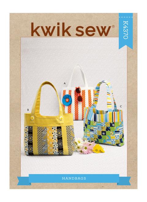 Kwik Sew K4370 | Handbags